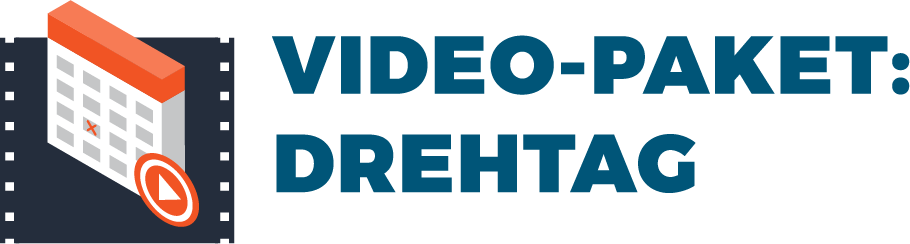 VIDEO-PAKET: DREHTAG
