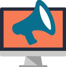Logo: Werben im FranchisePORTAL