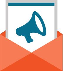 Logo: Werben im Newsletter des FranchisePORTAL
