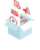 Das StartUp Paket beinhaltet verschiedene Leistungen für Ihr System