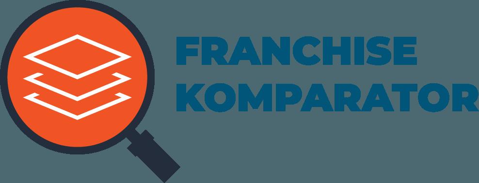 Das Logo von FranchiseKOMPARATOR zur Franchisenehmer-Akquise