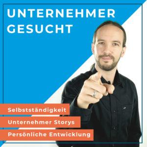 Cover Unternehmer Gesucht Podcast