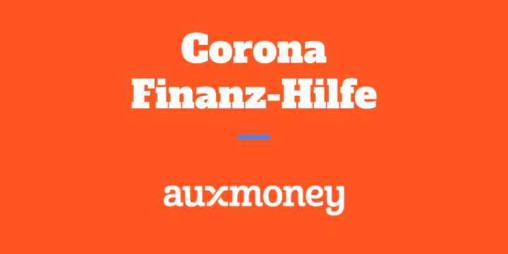 Auxmoney Corona-Finanz-Hilfen