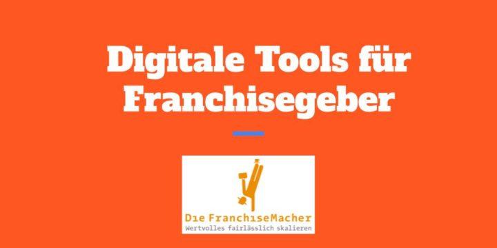 Hilfsangebot: Die FranchiseMacher bieten vergünstigt digitale Tools für Franchisegeber an
