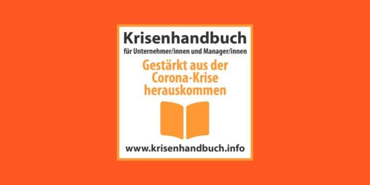 Krisenhandbuch für Franchisesysteme