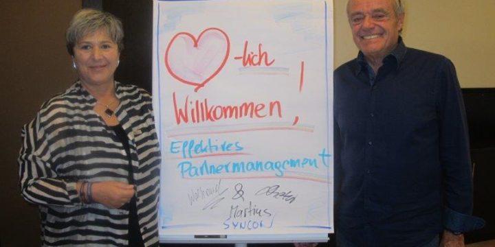 Weiterbildung im Oktober: Der Partnermanager als Coach
